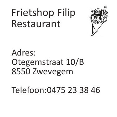 Frietshop Filip